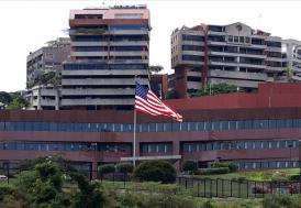ABD'den Venezuela'daki diplomatik personelini geri çekme kararı