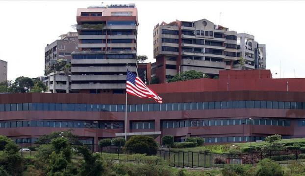 ABDden Venezueladaki diplomatik personelini geri çekme kararı