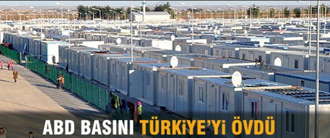 ABD basını Türkiye'yi övdü