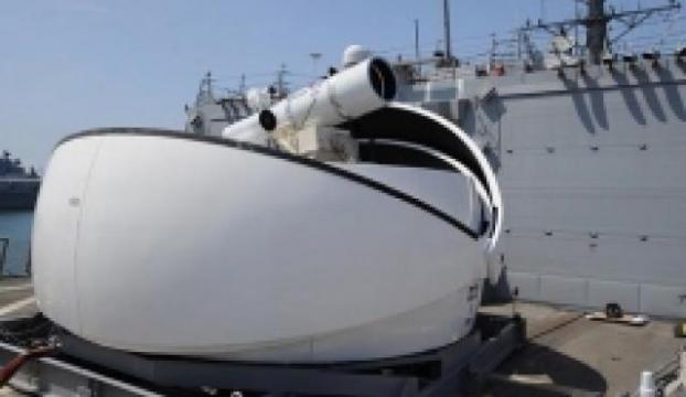 ABD donanmasından bir ilk!