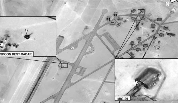 ABD, Rus uçaklarının Libyada uçtuklarına ilişkin kanıtlar paylaştı