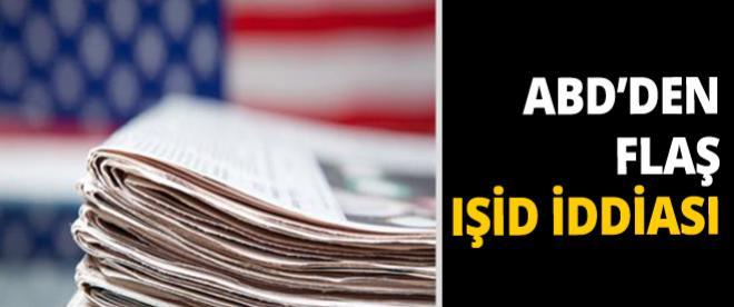 ABD medyasından flaş IŞİD iddiası