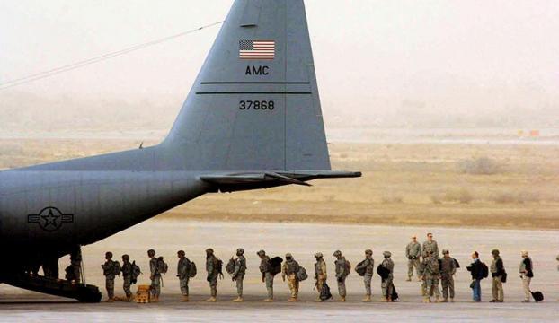 ABD ordusu, Suriyedeki üslerini takviye etti