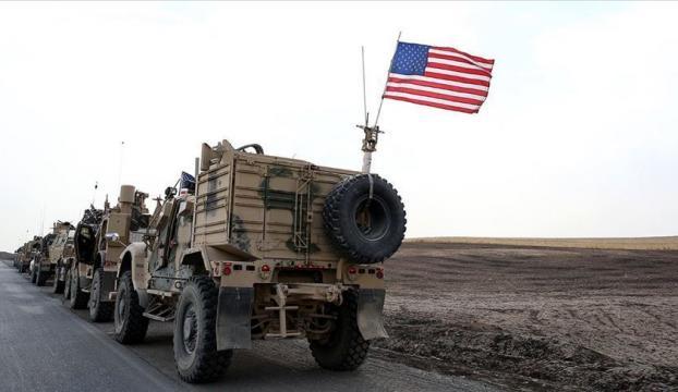 ABD ordusu, Suriyedeki üslerine takviyeyi sürdürüyor