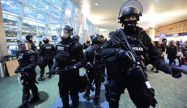 ABD sınır güvenliği Müslüman Amerikalıları fişliyor
