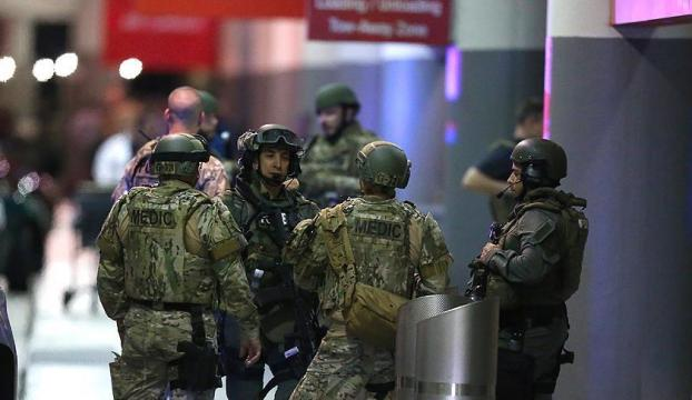 ABDde havalimanında silahlı saldırı: 5 ölü