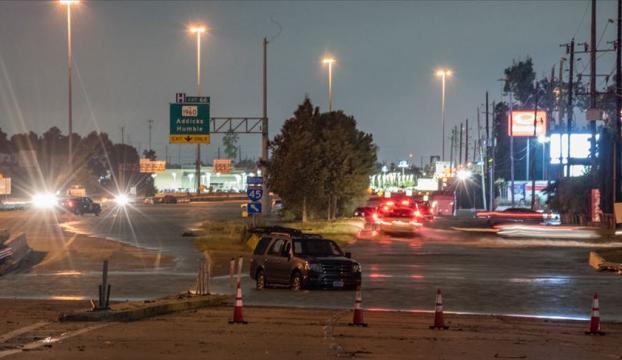 ABDnin Teksas eyaleti tropikal fırtınanın etkisinde