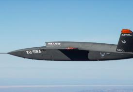 ABD Hava Kuvvetleri insansız savaş uçağı geliştirdi