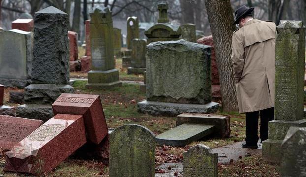 ABDde Müslümanlar Yahudi mezarlığı için kampanya düzenledi