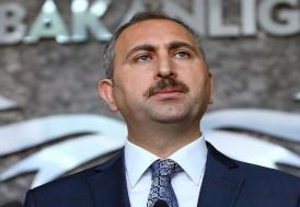 Adalet Bakanı Gül, Koronavirüs Koordinasyon Toplantısı'nın ardından açıklama yaptı: