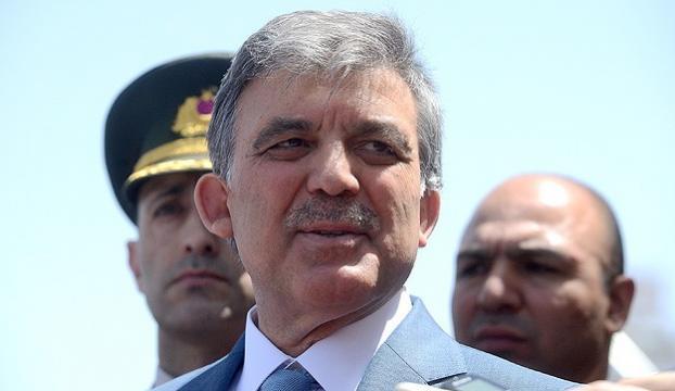 Abdullah Gül: Kıbrıs Türkleri Rum devletinde azınlık olamayı kabul edemez