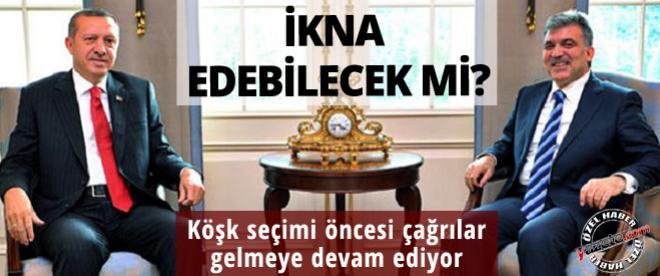 """""""Abdullah Gül, partimizin başına geçmelidir"""""""
