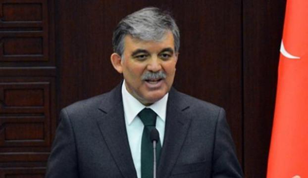 Cumhurbaşkanı Abdullah Gülden önemli açıklamalar