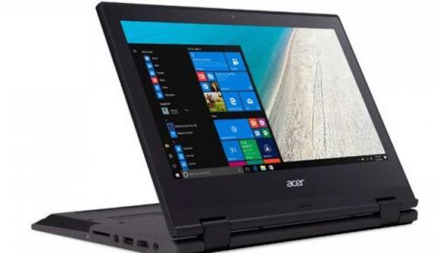 Acer, TravelMate Spin B1 dönüştürülebilir dizüstü bilgisayarını tanıttı