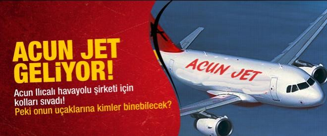 Acun havayolu şirketi kuruyor!