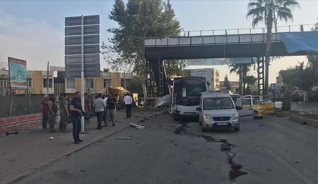 Adanada hain saldırı, yaralılar var