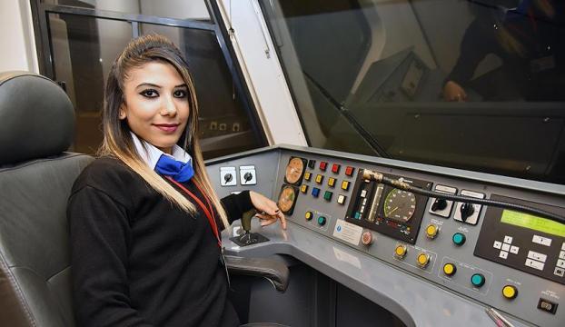Adanalılar kadın vatmanlara emanet