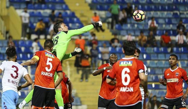 Adanaspor Süper Lige veda eden ilk takım oldu