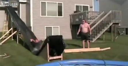 Havuzu tutturamayan adamın dramı