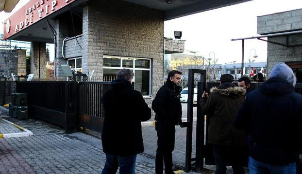 26 kişinin yakınlarının Adli Tıptaki bekleyişi sürüyor