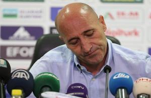 Son maç öncesindeki istifasını anlattı
