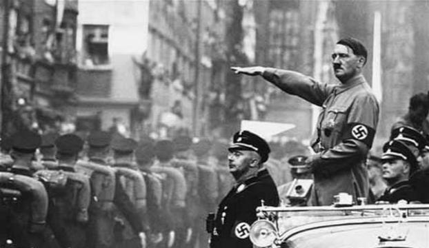 Hitler öldü ama ruhu Avrupada yaşıyor