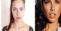 Adriana Lima'yı bu halde tanıyamıycaksınız!