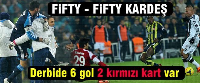 Kadıköy'de gol yağmuru!