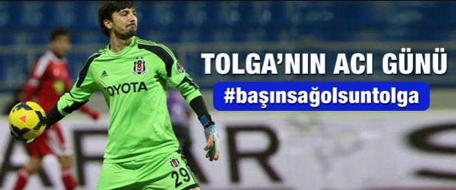 Beşiktaşlı Tolga Zengin'in acı kaybı...