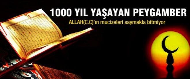 1000 yıl yaşayan peygamberi biliyor muydunuz?