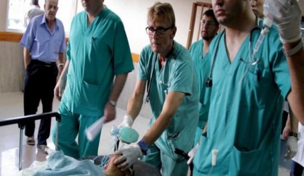 İsrail o doktoru istemedi
