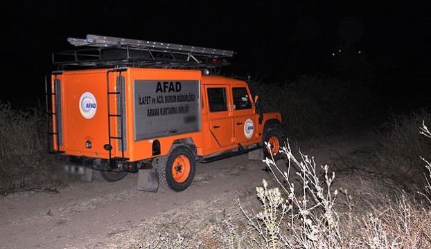637 kişilik ekip, 2 uçak, 3 helikopter ve 138 araç arıyor