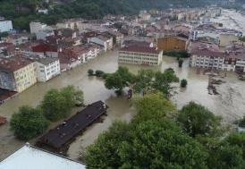 Kastamonu'da sel sularına kapılan 6 kişi hayatını kaybetti