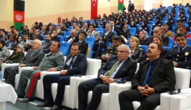 Afgan polis adaylarına Türk usulü eğitim verilecek