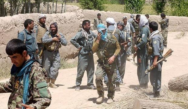 Operasyonlarda 44 militan öldürüldü, 73 militan yaralandı
