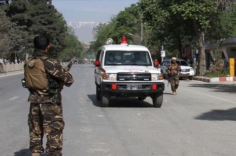 Afganistan Cumhurbaşkanı Gani'nin mitinginde intihar saldırısı