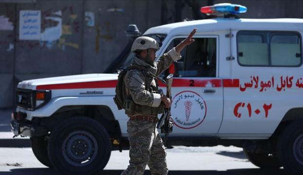 Afganistanda bombalı saldırı 15 ölü 66 yaralı