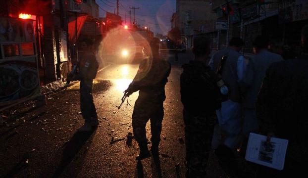 Afganistanda bombalı saldırı : 16 ölü 119 yaralı