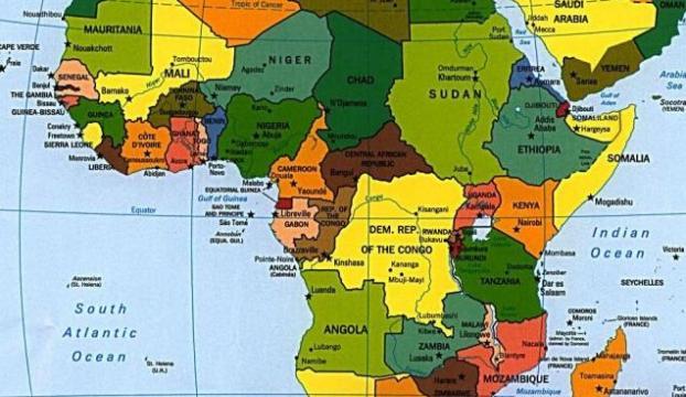 """Afrika """"gizli utancını"""" konuşuyor"""
