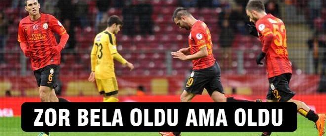 Galatasaray: 8 - Gaziantep BşB: 7 (Penaltılarla)