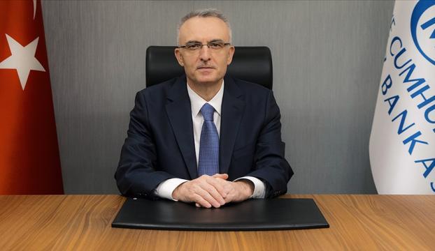 TCMB Başkanı Ağbaldan yeni açıklama