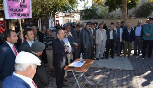 AGD, Mescid-i Aksa saldırısını kınadı