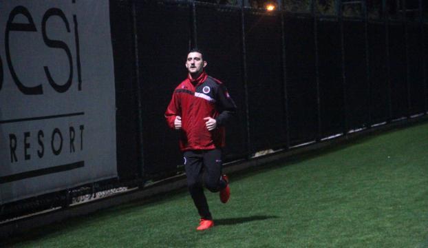 Gençlerbirliğinin yeni golcüsü rekabete hazır
