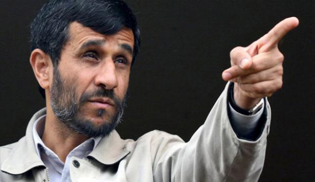 Ahmedinejad ABye meydan okudu