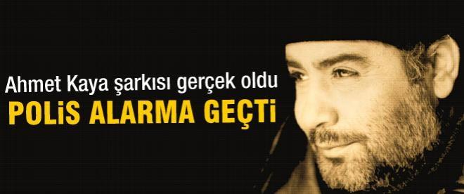 Ahmet Kaya'nın şarkısı gerçek oldu