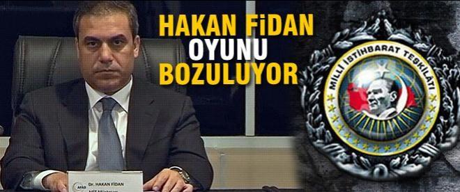 AK Partililer İsrail'in Fidan oyununu bozuyor
