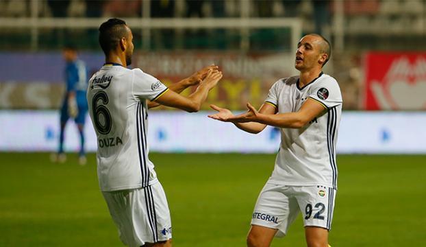 Akhisar Belediyespor: 1 - Fenerbahçe: 3