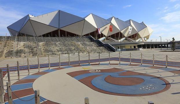 Trabzonspor, yeni stadına kavuşuyor