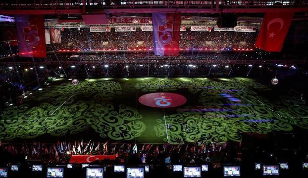 Türk futbolu en modern stadına kavuştu
