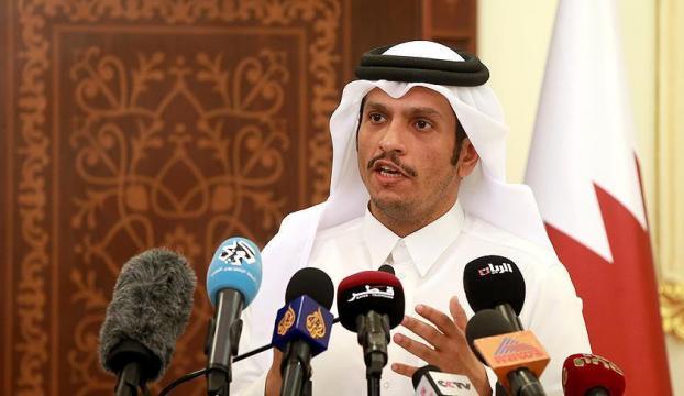 Katar Dışişleri Bakanı Al Sani: Listedekilerin büyük bölümünün Katar ile ilişkisi yok